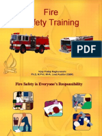 Hospital Fire & Safety