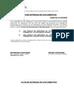 Acta Entrega DOCUM Fiscal