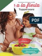 Mid February 2015 Brochure Spanish