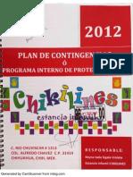Plan de Contingencia Chikilines