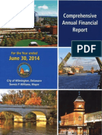 FY2014 Comprehensive Annual Financial Report