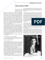 Sutton, Antony C. - Ein Interview Im Jahr 1999 - Der Europaer Jhrg. 4 - Nr. 11 - September 2000
