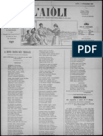 L'Aiòli. - Annado 07, n°244 (Óutobre 1897)
