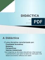 Didactica o Conceito
