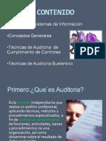 Auditoria de Sistemas de Informacion