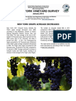 2011 Vineyard Survey Release