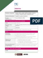 Original-Plantilla Unidad Didáctica Colaborativa