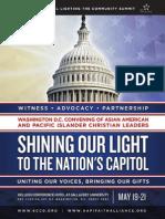 KCCD 7th Lighting the Community Summit