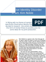 Dissociative Identity Disorder in Art