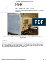 Science Buddies_ How to Build and Use a Subsonic Wind Tunnel