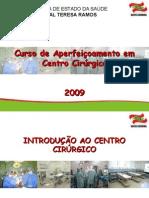 Aula Centro Cirúrgico 01 - Intro e Equipe