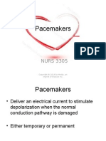 Pacemaker Powerspoint for Medical Surgical Nursing