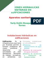 1. APARATOS SANITARIOS
