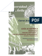 Guia Academica Online Emprende 14-15