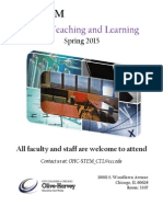 ohc stem ctl program - spring  2015r