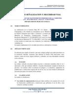 Estudio de Señalización y Seguridad Vial Chonta