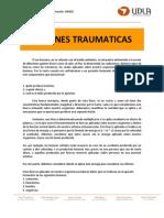 Lesiones Traumaticas