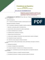 Lei 12378 - 2010 - Regulamentação Do Exercício Profissional Da Arquitetura