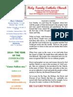 hfc november 16 2014 bulletin 2