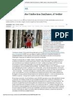 Zunzuneo - Los Planes de Estados Unidos Tras ZunZuneo, El 'Twitter Cubano' (EL PAÍS)