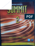 Summit 2 second edition student book