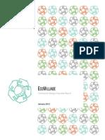 Ecovillage 2012 - Charrette Report