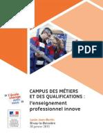 DossiCampus Des Métiers Pour Validation