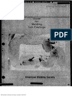 AWS D11.2 (Guide for Welding Iron Castings)