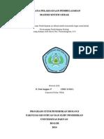 RPP Sistem Gerak Kelas 8