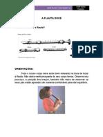 Apostila Flauta Doce - Anglo Prof Cintia