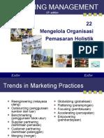 Holistic Marketing Organization