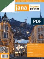 Ljubljana Pocket Guide 2015