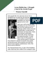 Winston Churchill-Zionism Versus Bolshevism