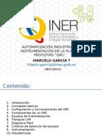 Automatizacion de plantas ORC