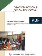 INVESTIGACIÓN ACCIÓN E INNOVACIÓN EDUCATIVA 2013.pdf