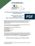 MDDC Bill Sharing Updated Invitation 2015