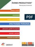 Efectividad Personal Manual