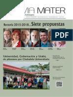 Periódico Alma Máter febrero de 2015
