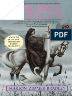 The Mists of Avalon by Marion Zimmer Bradley, 50 Page Fridays