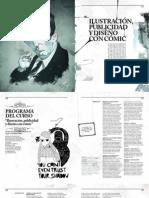 Curso de Ilustracion Publicidad y Diseno Con Comic