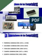 1- Generacion de Las Computadoras