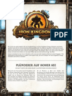 Iron Kingdoms Freebies - Seefahrt