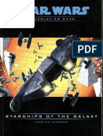 Star Wars d20 - Starships of the Galaxy