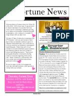 FS Newsletter - February 2015