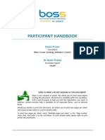 BOSS3 Participant Handbook