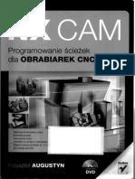 NX CAM - Programowanie Ścieżek Dla Obrabiarek CNC K. Augustyn