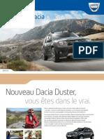 2014 Brochure Duster Fr
