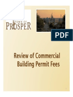 Commercial Permit Fees