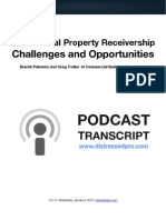 Commercial Property Receivership Podcast