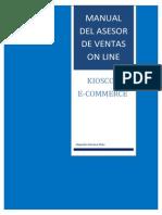 Manual Del Asesor de Ventas on Line